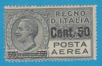 ITALY C10 AIRMAIL  MINT NEVER HINGED OG ** NO FAULTS VERY FINE !