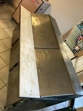 Used 3 door Beverage Air prep cooler