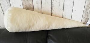 *Deko-Traeume* 1 Füllkissen Kissenfüllung Inlett für Schultüte Zuckertüte 70 cm