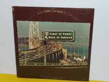 LP - TOWER OF POWER - BACK TO OAKLAND