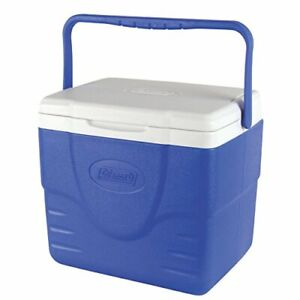 Personal Cooler Food Ice Chest Lunch Box 9Qt Small Picnic Camping RED