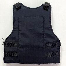1/6 Hot Toys Black Fack Vest