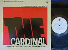 Jerome Moross US Reissue LP The Cardinal OST NM Otto Preminger