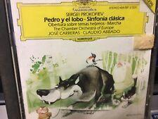CD PROKOFIEV PETER & the WOLF/Obertura sobre tenas /Sinfonia clasica     ABBADO