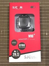 SJCAM M10+ Plus WIFI Sports Camera DV 2K Novatek NTK96660 IP86 Waterproof Camera