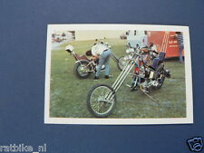 VDH3-202 CHOPPER MOTORCYCLE PICTURE STAMP ALBUM CARD,