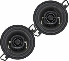 "PIONEER TS-A878 3.5"" 2-WAY CUSTOM FIT CAR SPEAKERS SET PAIR 3-1 /2"" 60 WATTS"