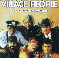 Village People - Sex Over the Phone - CD Album Neu - New York City