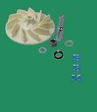 Kirby Vacuum Cleaner Fan Impeller Assembly Kit  #119096 SE DE ULTG G6 G5 G4 G3
