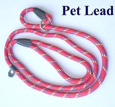 GUN DOG TRAINING Nylon Rope Slip Lead 120cm Training P