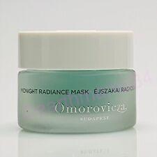 NEW ~ Omorovicza Budapest Midnight Radiance Mask ~0.5oz / 15ml Travel Size