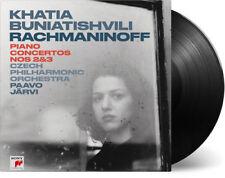 Piano Concertos Nos 2 & 3 [New Vinyl LP] 180 Gram