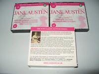 Best of Jane Austen by Jane Austen (CD-Audio, 2007)10 cds Ex Condition