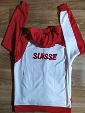 Erima SHSV / FSSU Hooded Jacket Sweatshirt Suisse Hoodie University Sports