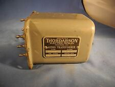 Vintage thordarson T-48323 Audio output transformer