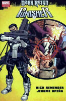 Punisher * Dark Reign  Marvel Hardcover Premiere Edition HC  Remender