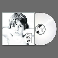 U2 Boy Vinile Lp Bianco + Poster Limited Edt. RSD Black Friday 2020 Nuovo