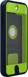OtterBox Defender Case for Apple iPod Touch 5th and 6th Generation (Glow Green )