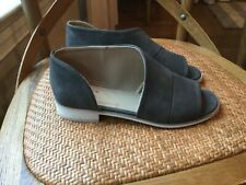 Women's Gray Cut Out Fashion Booties size 6