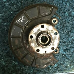 GENUINE 2010 AUDI A3 8P 2.0 DIESEL MANUAL OFF DRIVERS RIGHT FRONT HUB & BEARING