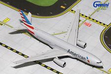 GEMINI JETS AMERICAN AIRLINES AIRBUS A330-200 1:400 DIE-CAST MODEL GJAAL1549