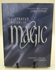 The illustrated History of Magic, Milbourne  and Maurine Christopher, Topzusatnd