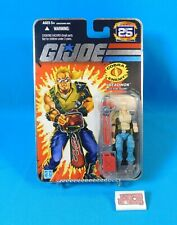 GI Joe ARAH Buzzer Action Figure 25th Anniversary Hasbro 2007 New on Card