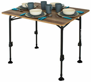 Table de Camping Rochefort L 100x68cm