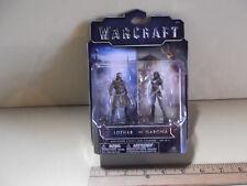 "World of Warcraft LOTHAR vs GARONA  2.5""in Mini Figure 2-pack"