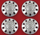"""4 pièces Enjoliveurs Enjoliveurs Classic Pouces 14 """" aspect aluminium"""