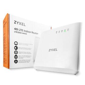 ZYXEL Mobiler WLAN Router LTE3202-M430 4G WiFi Hotspot MiFi Alle SIM Karten OVP