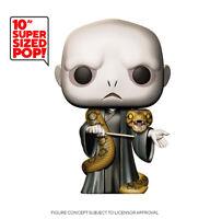 "Funko Pop! Movies: Harry Potter - Voldemort w/ Nagini 10"" Vinyl Figure"
