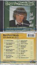 CD-NM-SEALED-BERNHARD BRINK -- ICH DENK' AN DICH -14 TRACKS, 1988-