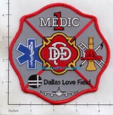 Texas - Dallas Love Field Medic 1 TX Fire Dept Patch