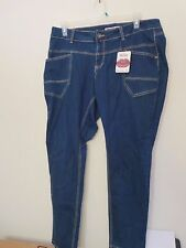 Womens Plus Size 20W Stretch Blue Jeans  70% OFF Only $22.20  New w/Tags NICE !