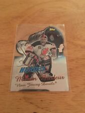 Topps 1999-00 Stanley Cup Heroes Martin Brodeur New Jersey Devils