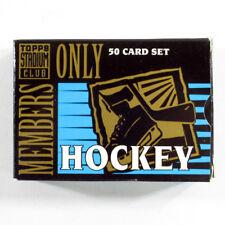 1994 Stadium Club Members Only Hockey Factory Set (50)