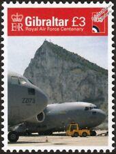 RAF Boeing C-17/C-17A GLOBEMASTER III Transport Aircraft Stamp (2018 Gibraltar)