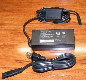 Targus (APA32US) AC Power Supply Adapter! 100-240V 2.5A 50-60Hz