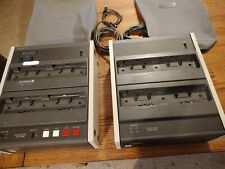 Sony CCP-1300, 1400  Audio Cassette 16x Speed  Duplicator Not Working For Parts
