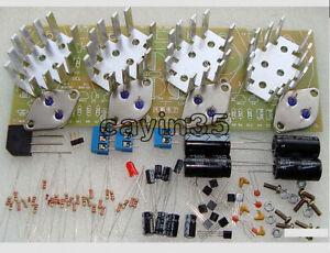 NEW DIY Kits 100W*2 High Power OCL Two Channel Amplifier Board Module Electronic