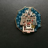 DLR Merriest Place on Earth 2005 Mickey Minnie Pluto Spinner LE Disney Pin 43112