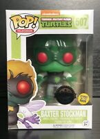 Teenage Mutant Ninja Turtles TMNT: Baxter Stockman SDCC Glow Dark #507 Funko Pop