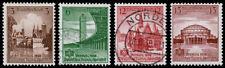 Germany Scott 486-489 (1938) Used/Mint H VF Complete Set