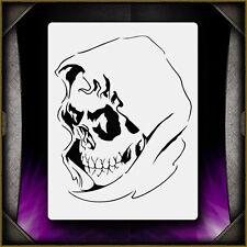 Grim Reaper 5 Airbrush Stencil Template Airsick