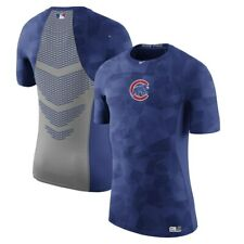 Men's Chicago Cubs Nike Royal Baseball Collection Pro Hypercool Performance MED