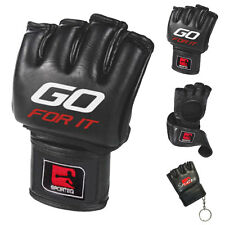 SPORTEQ MMA Boxe Combat Gants Grappling Karaté Moufles Training Arts Martiaux