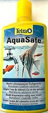 2x Tetra Aquasafe Biocondizionatore Acquario Macht Leitungswasser Fischgerecht