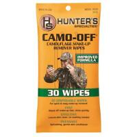 Hunters Specialties Camo Off Make Up Remover Wipes 30 Pack