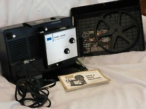 Sears Easi-load 8 mm Movie Projector